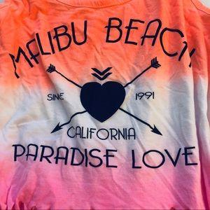 Beach by Exist - Tie Dye Malibu Tank